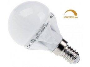 Ledspace LED žárovka 8W 13xSMD2835 E14 720lm Studená Stmívatelná