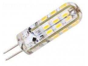 Ledspace LED žárovka 3,2W 24xSMD2835 G4 320lm Teplá Silikon