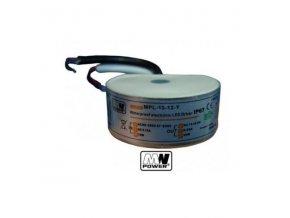 PremiumLED Napájecí zdroj 15W 1,25 A 12V DC, do krabice, voděodolný