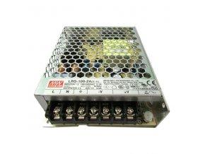 PremiumLED Napájecí zdroj Mean Well LRS-100-24 100W 4,2A 24V DC