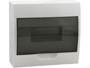 Kanlux 03832 DB108S 1X8P/SMD, plastový rozvaděč