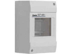 Kanlux 03851 DB104W 1X4P/SM - Plastový rozváděč