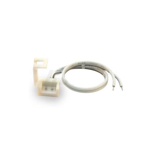 Konektor CLICK pro voděodolné LED pásky 8mm, vodič