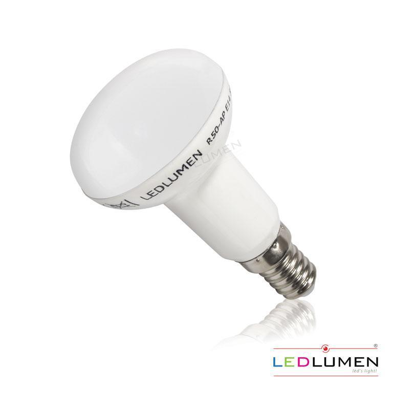 Ledlumen LED žárovka 6W 12xSMD2835 E14 560lm CCD Studená
