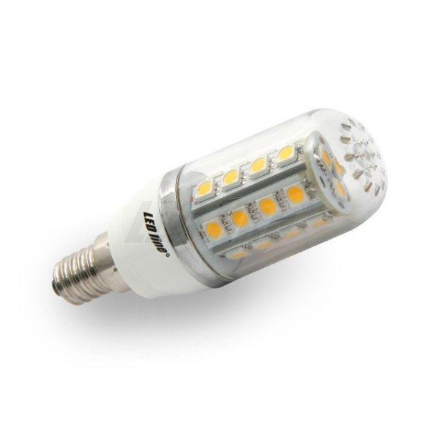 AKCE: Ledom 10+1 LED žárovka 5W 27xSMD E14 450lm Teplá