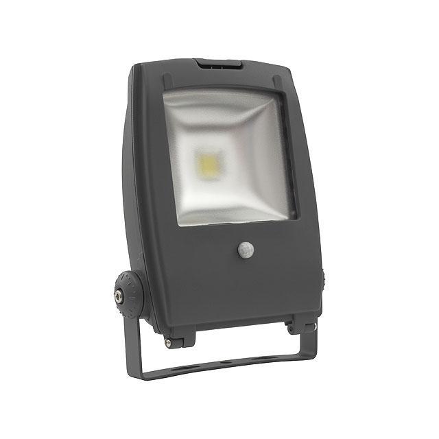 Kanlux 18484 RINDO MCOB-30-GM SE Reflektor LED MCOB s čidlem pohybu