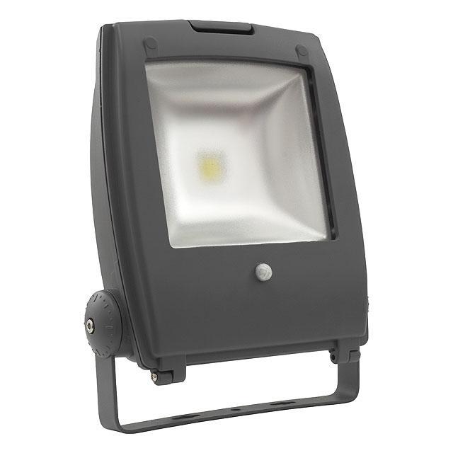 Kanlux 18485 RINDO MCOB-50-GM SE Reflektor LED MCOB s čidlem pohybu