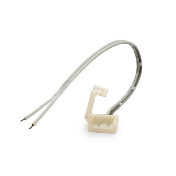 Led line Konektor CLICK pro voděodolné LED pásky 10mm, vodič