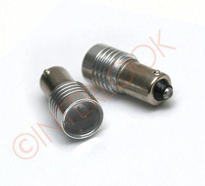 LED auto žárovka LED BA9S 5W CREE HIGH POWER T4W