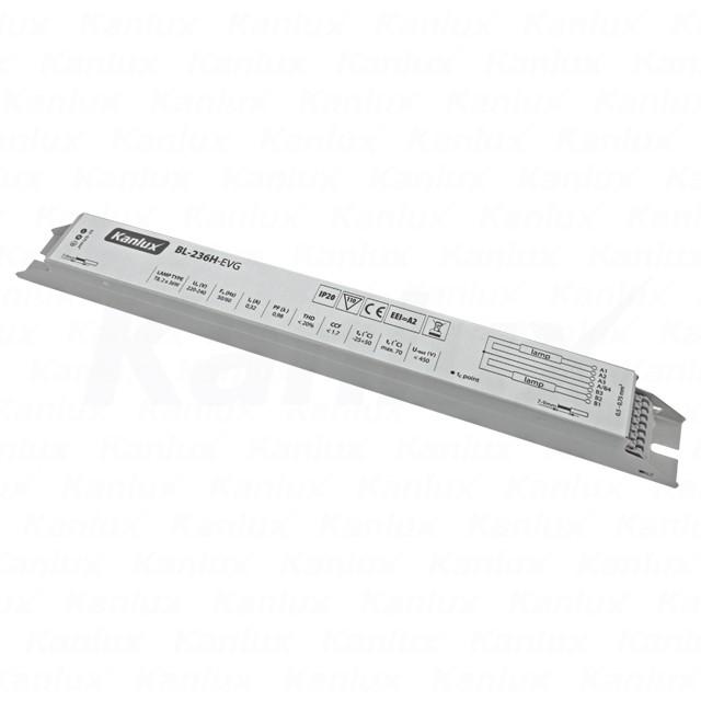 Kanlux 70484 BL-236H-EVG - Elektronický předřadník