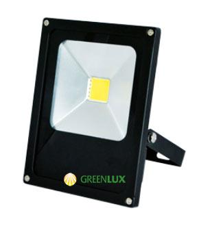 LED reflektor 50W MCOB DAISY STUDENÁ GXDS108