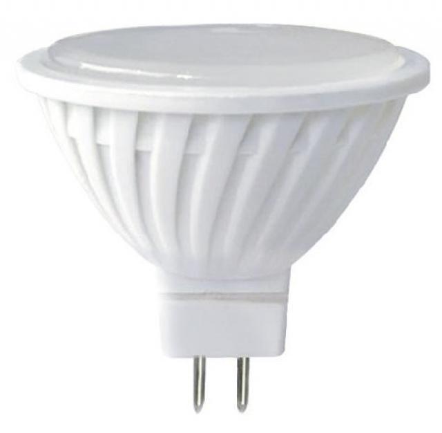 Ledlux LED žárovka 9W 21xSMD2835 GU5.3 12V 820lm Studená