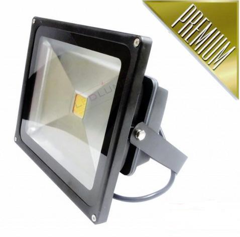 Ledlumen LED reflektor 20W COB EPISTAR 1500lm, Teplá