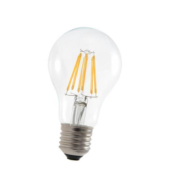 PremiumLED LED žárovka 9W 8xCOB Filament E27 1100lm TEPLÁ
