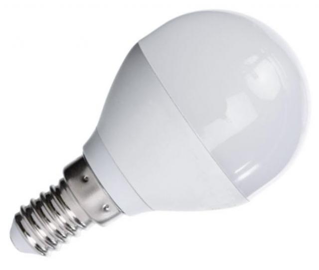 Ledlux LED Žárovka 8W 9XSMD2835 E14 790lm Teplá