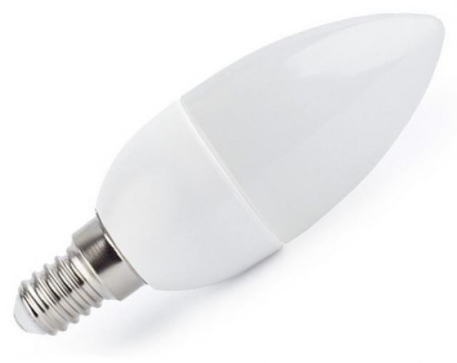 Ledlux LED žárovka 8W 9xSMD2835 E14 790lm Studená
