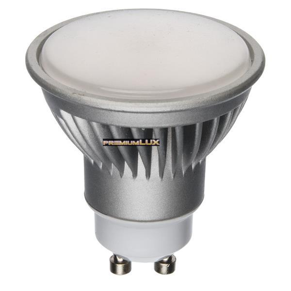 PremiumLED LED žárovka 6W 16xSMD2835 GU10 560lm Teplá