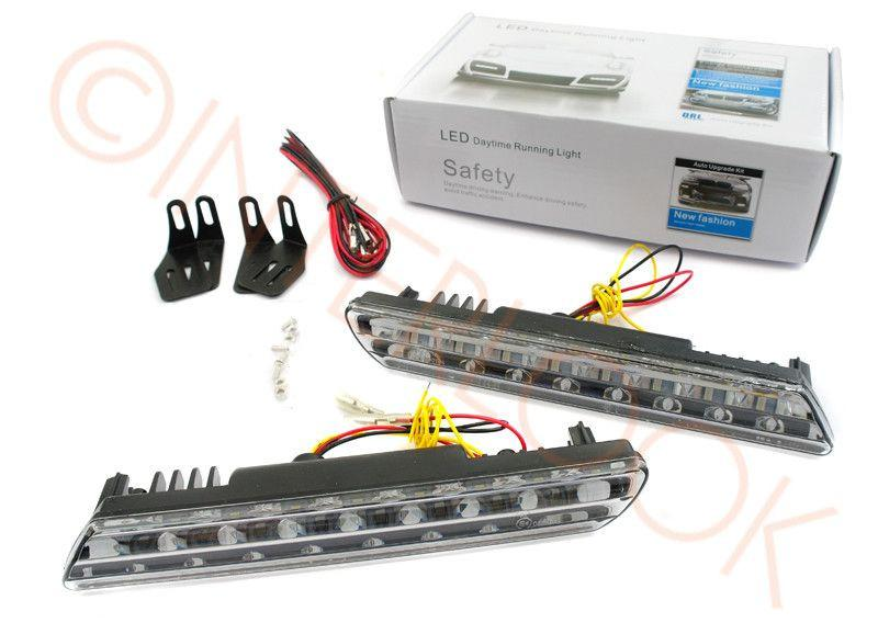 Interlook LED denní svícení DRL20 se směrovými světly