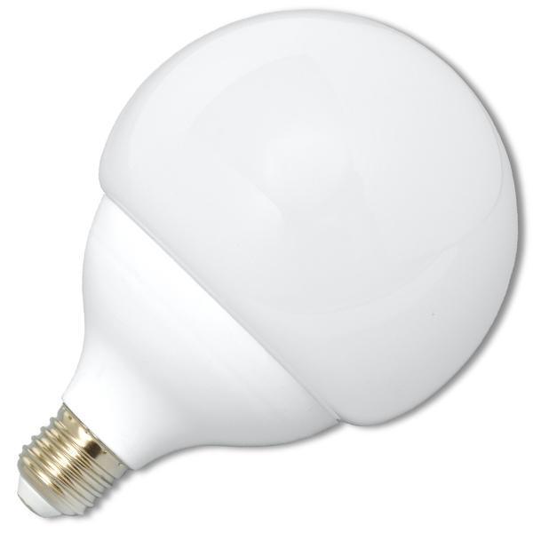 LED globe E27, 20W,2700K, 1730lm, Teplá