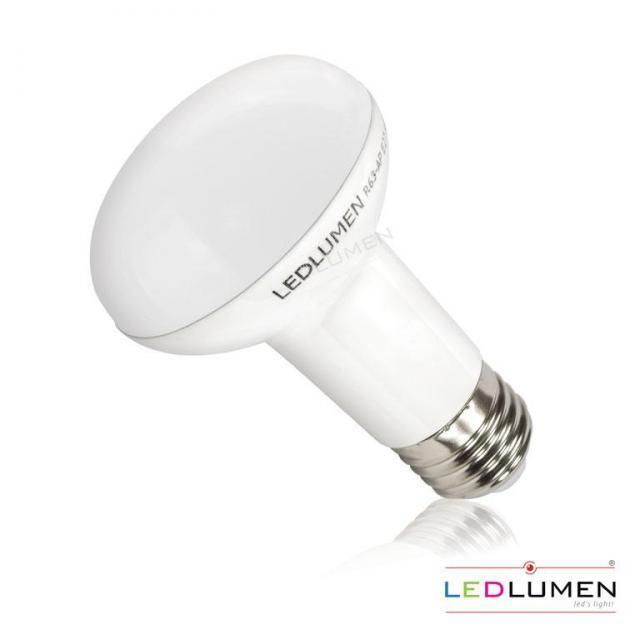 Ledlumen LED žárovka 10W 20xSMD2835 CCD E27 980lm Studená