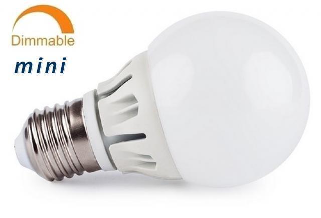 Ledspace LED žárovka 8W 13xSMD2835 E27 800lm Teplá Stmívatelná