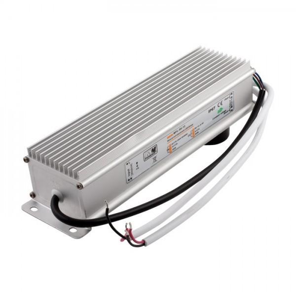 Napájecí zdroj MLL 80W 6.67A 12V DC, voděodolný / venkovní