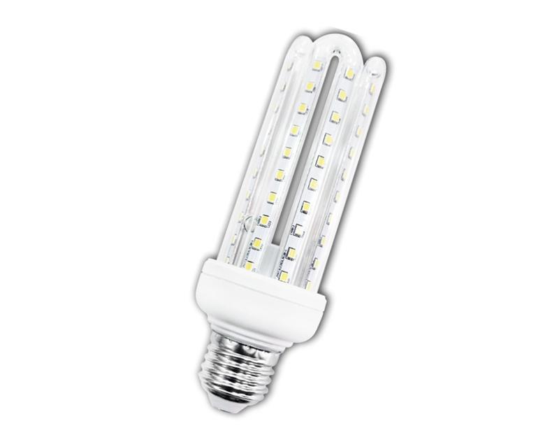 Berge LED žárovka 9W 48xSMD2835 E27 B5 720lm Studená