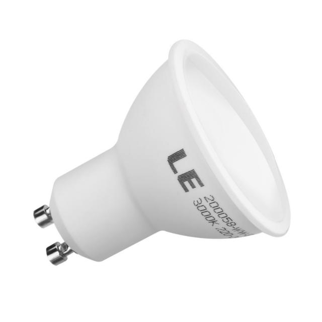 Berge LED žárovka 6W 12xSMD2835 GU10 580lm Teplá