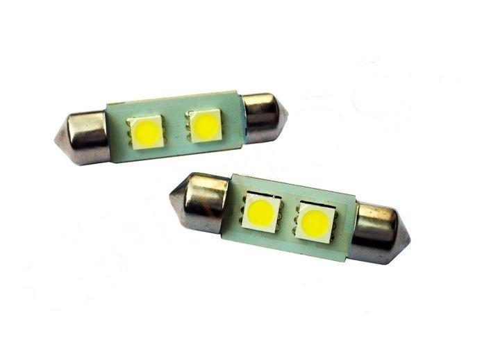 Interlook LED auto žárovka LED C5W 2 SMD 5050