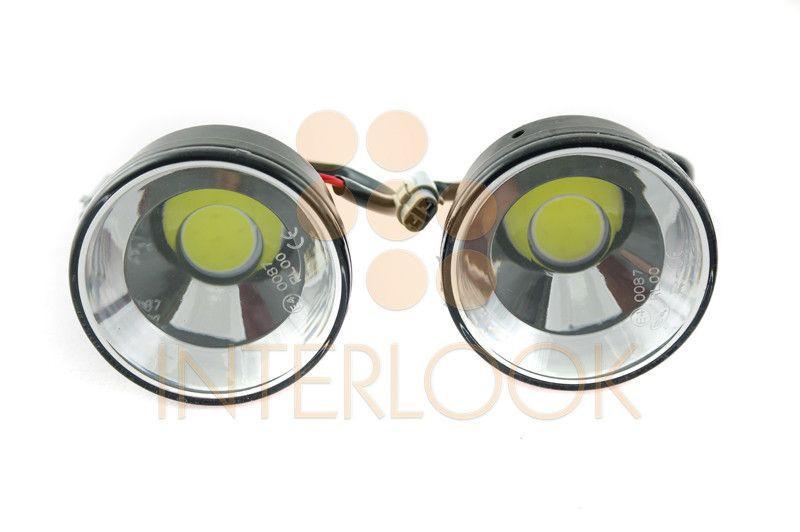 Interlook LED denní svícení DRL18 PREMIUM COB oe 70 mm