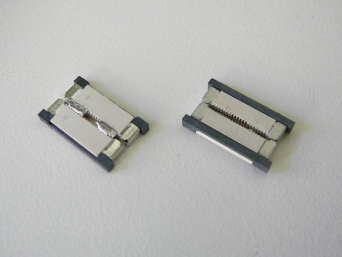 T-LED Spojka pro jednobarevné LED pásky o šířce 8 mm