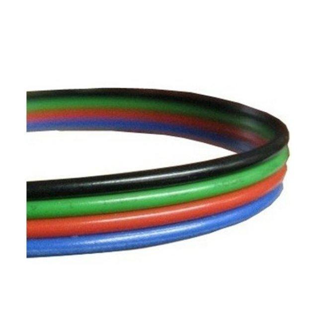PremiumLED Kabel pro LED pásek RGB, plochá čtyřlinka 4x0,5mm