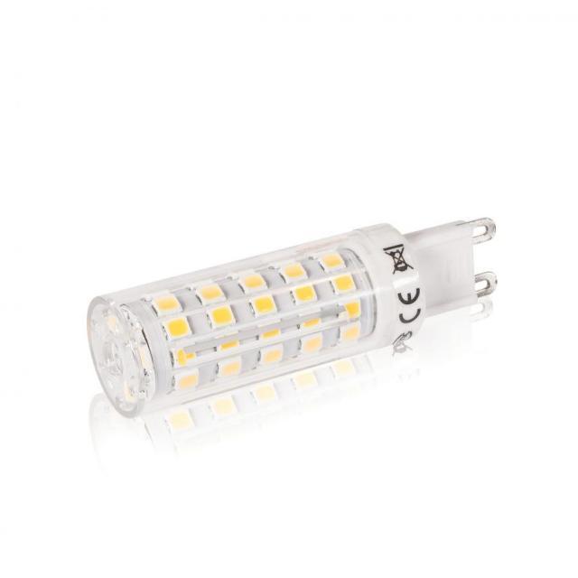 Ledlumen LED žárovka 8W 64xSMD2835 G9 800lm Studená