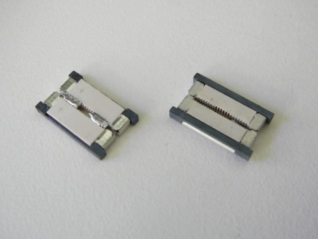 T-LED Spojka pro jednobarevné LED pásky o šířce 10mm
