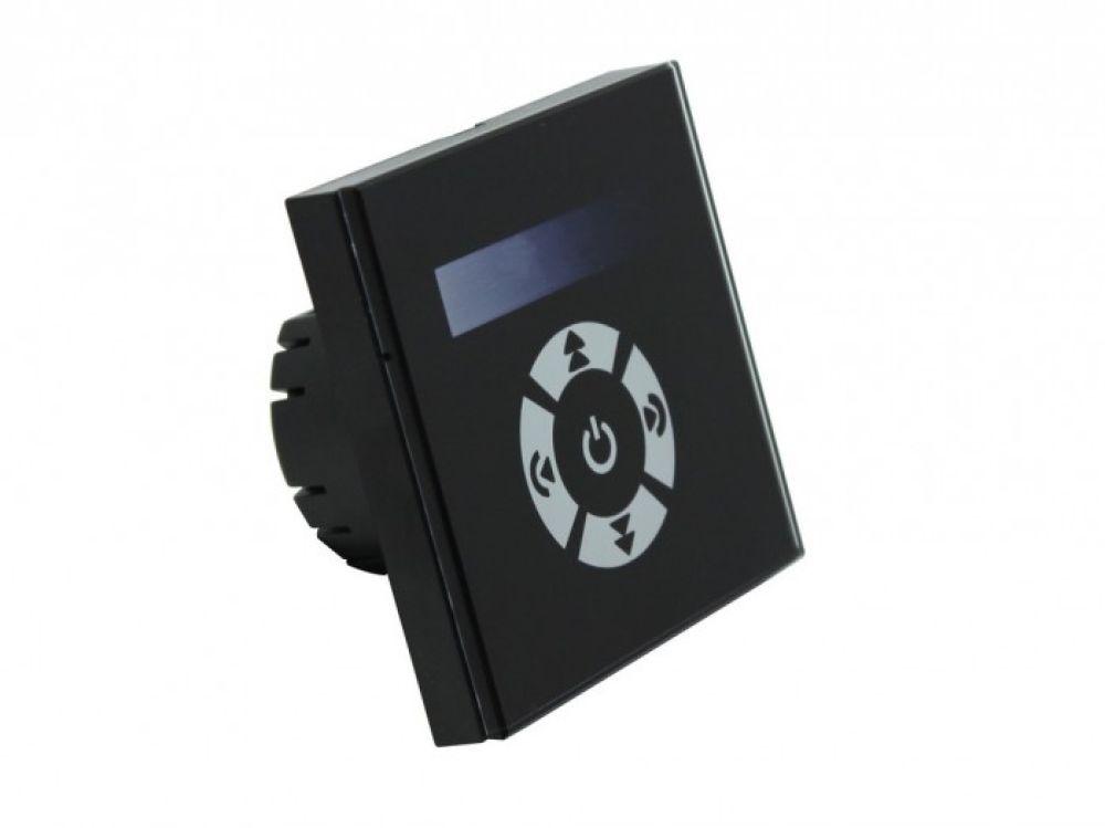 T-LED Triakový RF stmívač nástěnný dotykový pro žárovky a panely 230V, 220W