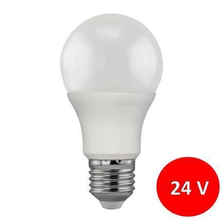 PremiumLED LED žárovka 24V 9W SMD2835 800lm E27 CCD Teplá