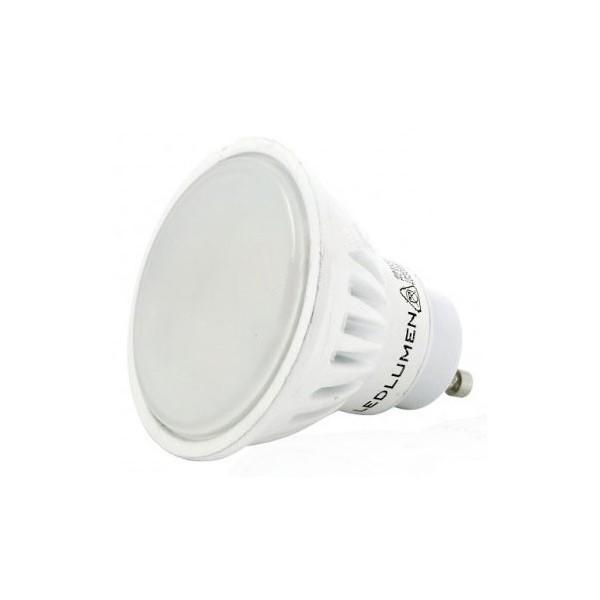 PremiumLED LED žárovka 6W 18xSMD2835 GU10 520lm Studená