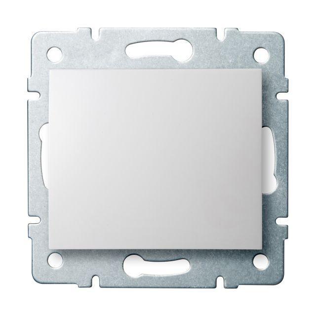 Kanlux 25065 LOGI Jednopólový vypínač - č. 1 - bílá