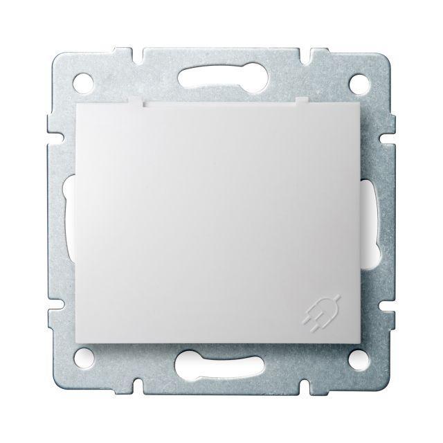 Kanlux 24732 DOMO Zásuvka IP 44 - bílá