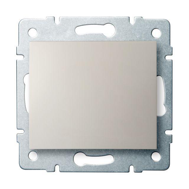 Kanlux 25125 LOGI Jednopólový vypínač - č. 1 - krémová