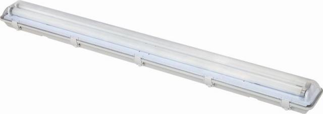 SMART KOMPLET Prachotěsné svítidlo +1 LED trubice T8 10W 60cm Teplá