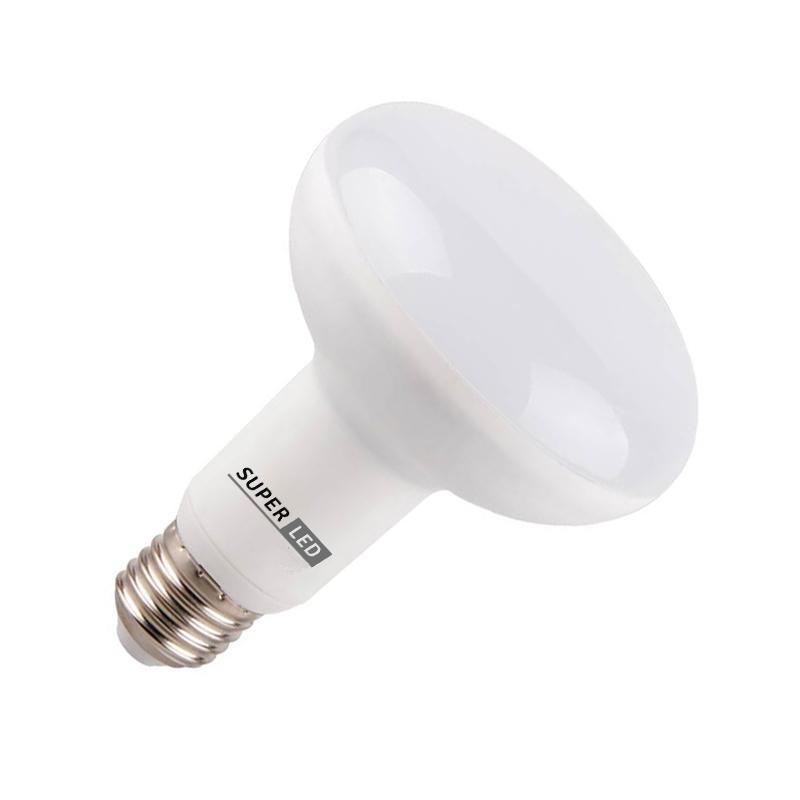 SPLED LED žárovka R80 9W 18xSMD2835 E27 800lm Studená