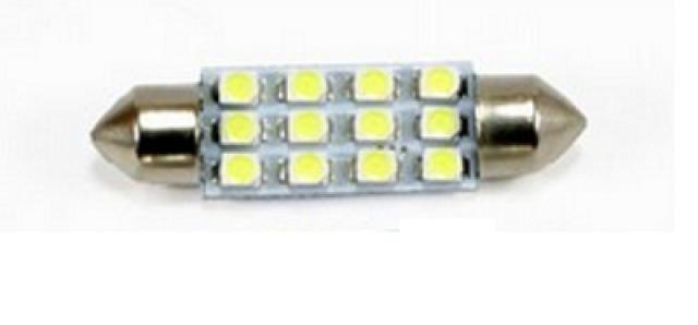 Interlook LED C5W 12 SMD 1210 31mm