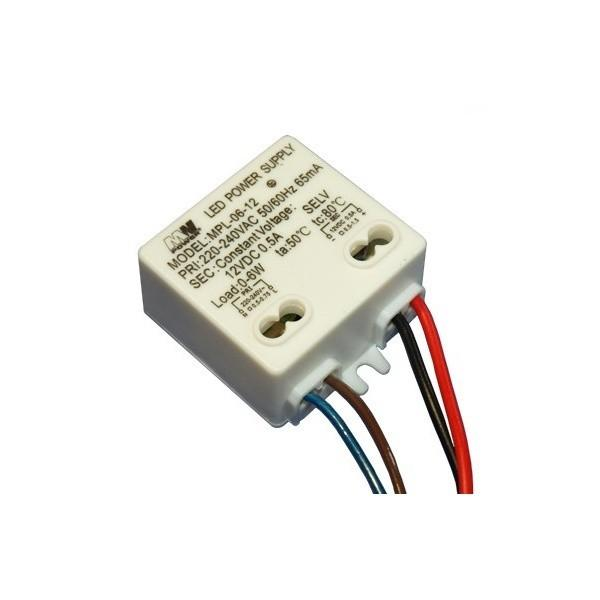 PremiumLED Napájecí zdroj MPL 6W 0,5 A 12V DC