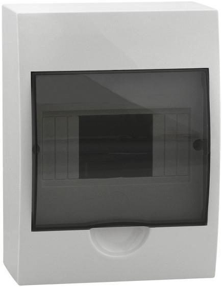 Kanlux 03831 DB106S 1X6P/SMD, plastový rozvaděč