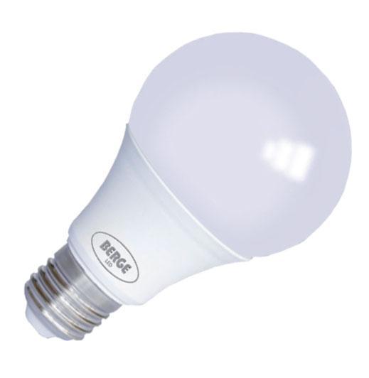 Berge LED žárovka 9W 18xSMD3535 820lm E27 CCD Studená