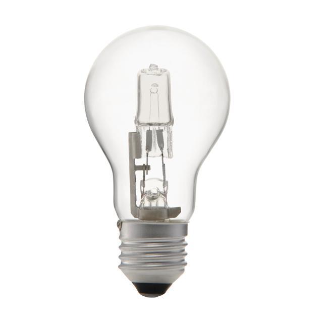 Kanlux 18450 GLH/CL 28W E27 Halogenová žárovka