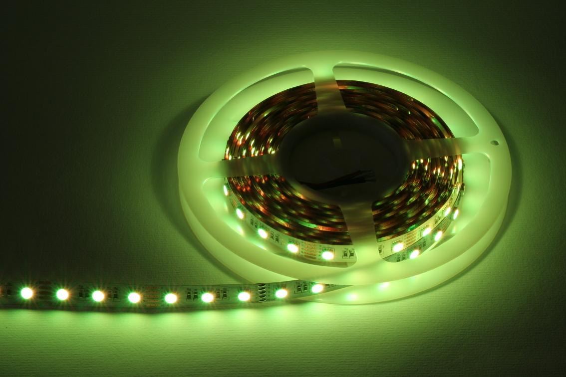 RGB a RGBW LED pásky