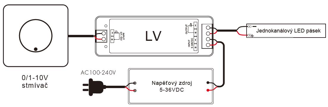 stivac-0-10V-pro-led-pasek