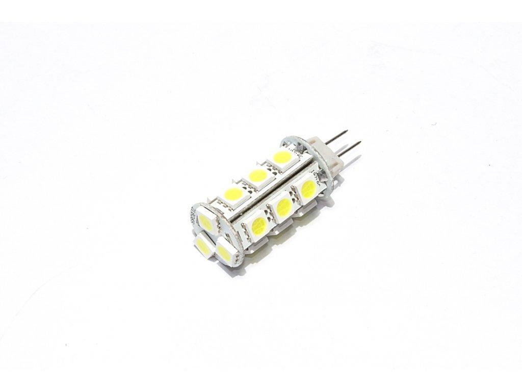 LED žárovka G4 3W (studená bílá)